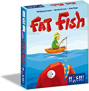 Fat Fish Card Board Game