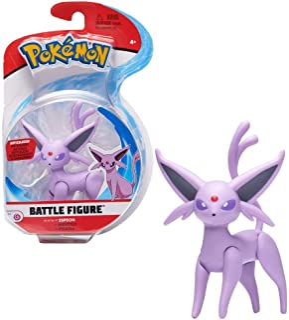 Pokémon Battle Figure Pack Espeon, Multi Color, 95007