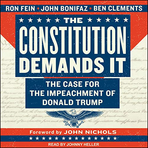 The Constitution Demands It audiobook cover art