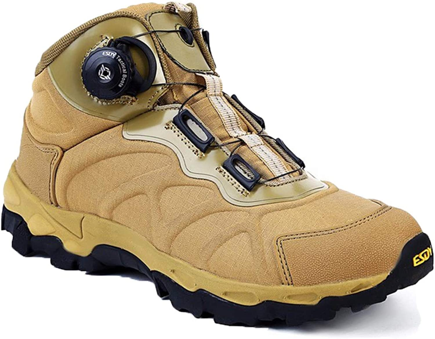 Bergort Tactical Military Combat Boots Outdoor Hiking shoes Lightweight Sneakers