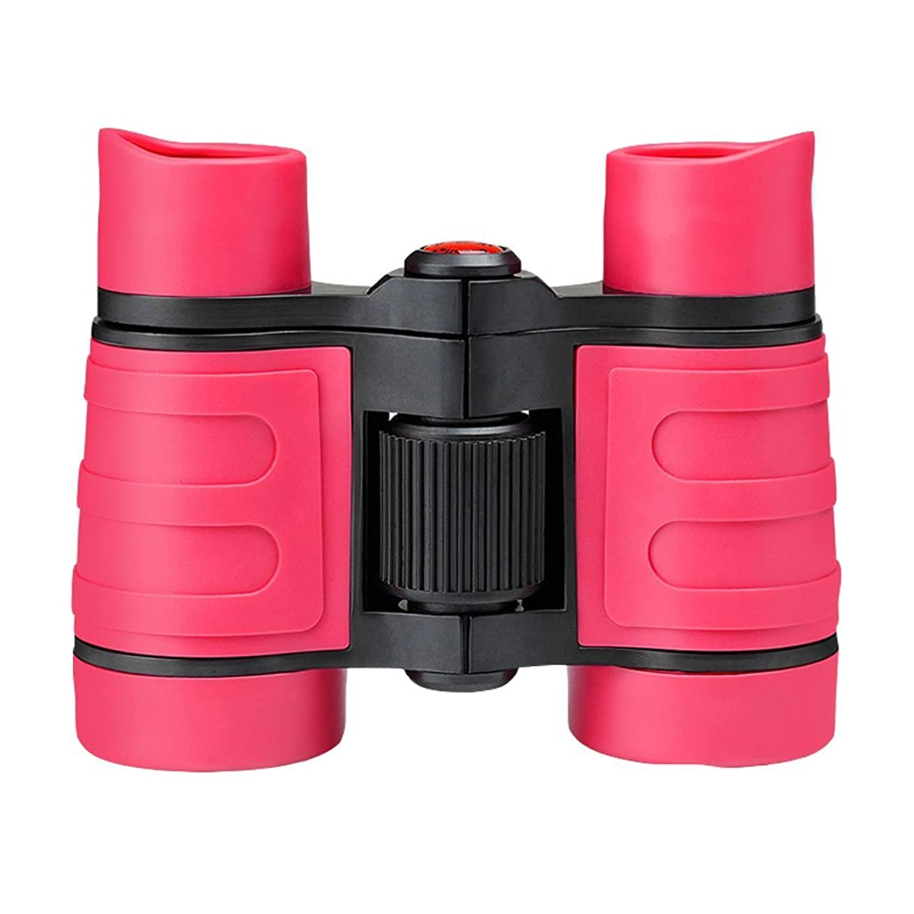 DUOER home |Optical Lens|eye Protection Does Not Hurt Vision|portable HD Children's Telescope (Color : Red)