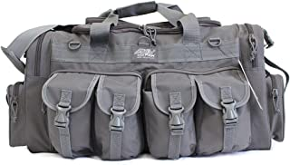 military duffle bag with shoulder straps