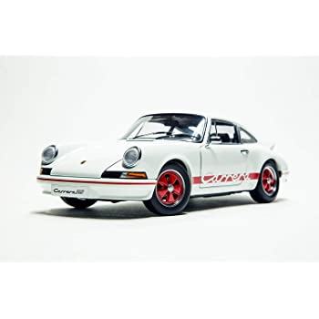 Porsche 911 S Urmodell Targa Cabrio Rot 1963-1973 1//18 Schuco Modell Auto mit od