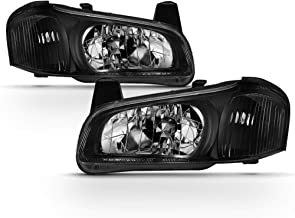 Best 2001 nissan maxima black headlights Reviews