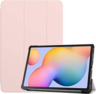 Samsung Galaxy Tab A 10.1 Inch 2019 T510/T515 Smart Case Flip Cover Leather Case Soft TPU Back And Trifold Stand With Auto...