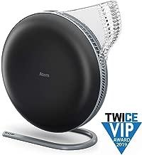 IQAir [Atem Desk Personal Air Purifier [HyperHEPA Filter] Allergies, Pets, Asthma, Pollen, Dust; Swiss Made (Black)