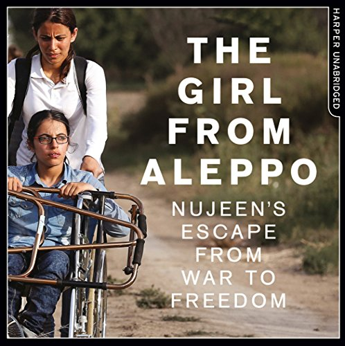 The Girl From Aleppo cover art
