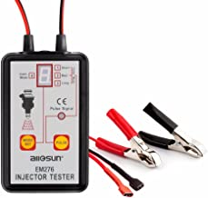 Best Automotive Injector Tester 4 Pluse Modes Powerful Fuel System 12V Scan Tool Review