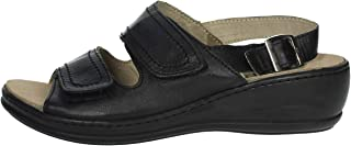 Novaflex Sandalo Donna Nero Martina
