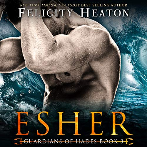 Esher audiobook cover art