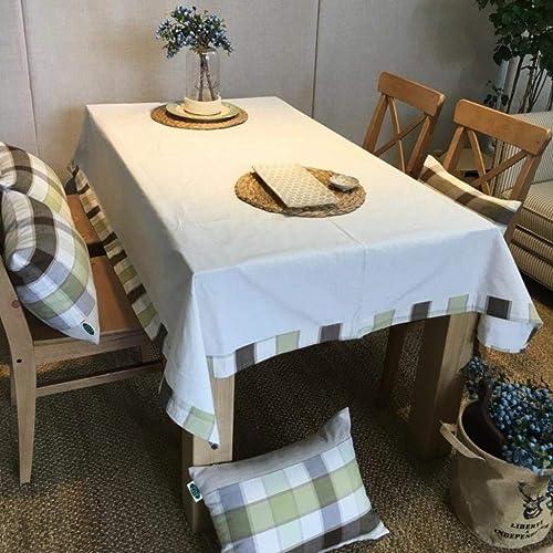 promociones de equipo WENYAO Solid Solid Solid oblonge Tablecloths Stripes,Christmas Holiday Heavyweight Fabric Tabtop Cover A 110x170cm(43x67inch)  punto de venta en línea
