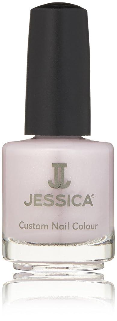 群集具体的に元気Jessica Nail Lacquer - Angelic Lavender - 15ml / 0.5oz