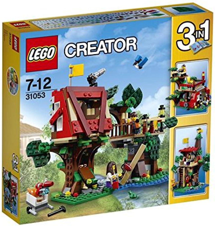 mejor oferta LEGO Creator Treehouse aventuras aventuras aventuras 31053  envío rápido en todo el mundo