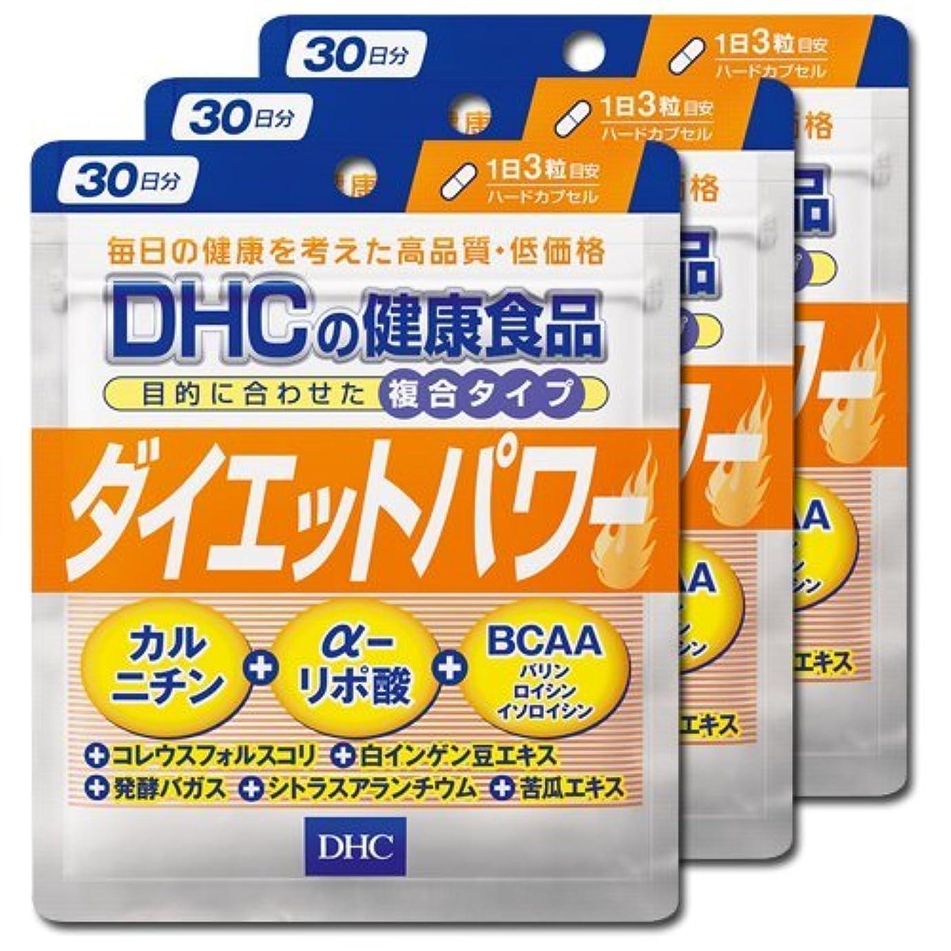 同化するミリメーター胚芽DHC ダイエットパワー (約30日分)×3セット