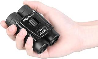 SkyGenius 8 * 21 Mini Lightweight Binocular for Opera Concert, Compact Small Pocket Binoculars Foldable for Kids Adault Bi...