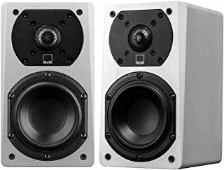 SVS Prime Satellite Speakers - Pair (Piano Gloss White)
