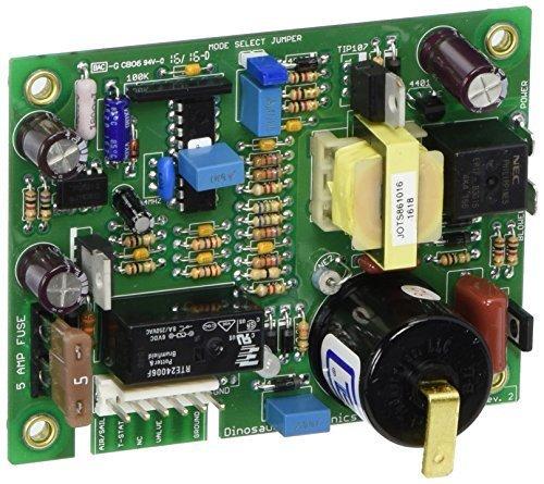 Dinosaur Electronics FAN 50 PLUS PINS 12V DC Universal Ignitor Board with Fan Control
