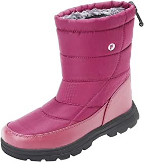 132a5ff380e Amazon.com: Pink - Snow Boots / Outdoor: Clothing, Shoes & Jewelry