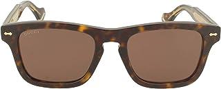 Sunglasses Gucci GG 0735 S- 003 Havana/Brown