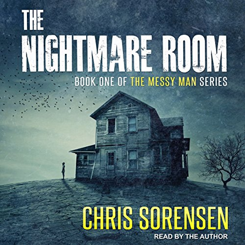 The Nightmare Room audiobook cover art