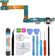 OmniRepairs Charging Dock USB Port Flex Cable Replacement Compatible for Samsung Galaxy Tab A (9.7 inch) Model (T550) with Repair Toolkit
