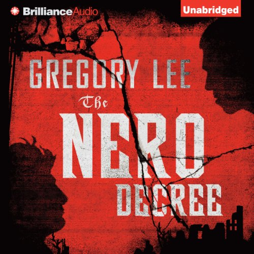 The Nero Decree audiobook cover art