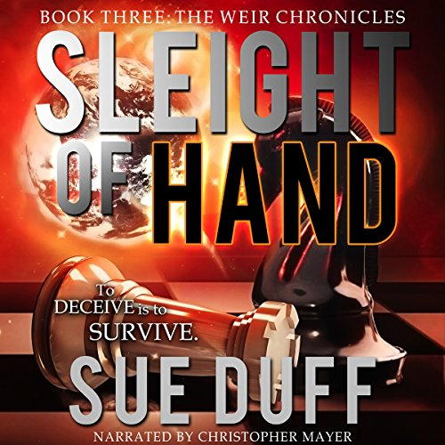 Sleight of Hand Audiobook By Sue Duff cover art