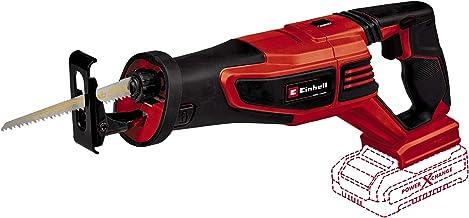 Einhell Sierra universal con batería TE-AP 18/28 Li BL - Solo Power X-Change (Li-Ion, 18 V, 28 mm de altura de elevación, motor sin escobillas, 0-2500 min-1, sin batería ni cargador)