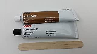 3M Scotch-Weld 2216 Epoxy Adhesive, 2 oz Tube Kit, Gray