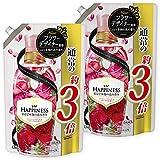 レノアハピネス アンティークローズ&フローラルの香り つめかえ用 超特大 1260ml×2個