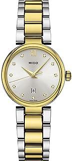 MIDO - Baroncelli II Reloj de Mujer Diamante Cuarzo 29mm M022.210.22.036.09