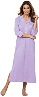 Details about  /PajamaGram Womens Nightgown So Soft Long Nightgowns for Women