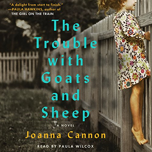 The Trouble with Goats and Sheep audiobook cover art