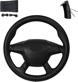 Best classic lace up steering wheel covers Reviews