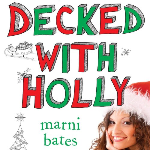 Decked with Holly audiobook cover art