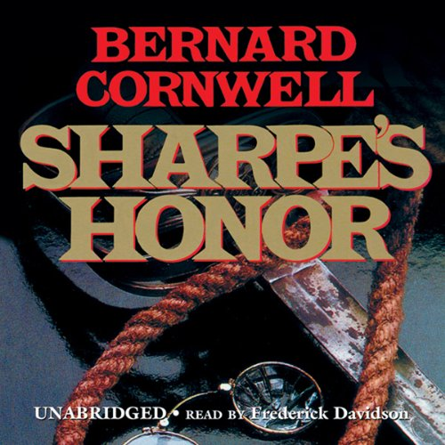 Sharpe's Honor cover art