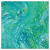 Marabu 12320016885 – Pouring Fluid Acrylmedium, Dünnflüssiges Medium für Gießanwendungen und Fließtechniken, verbessert die Verlaufseigenschaften von Acrylfarben, nicht vergilbend, 750 ml - 2