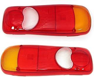 24//7Auto Lot de 2 ampoules arri/ère 12 V//24 V avec connecteur broche pour Cabstar Daf LF XF DUCATO EUROCARGO
