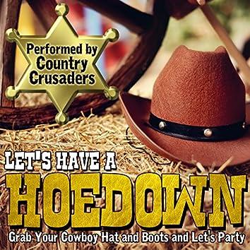 Let's Have a Hoedown