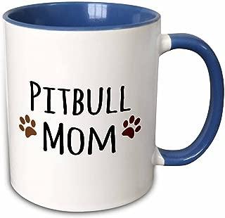 Best pitbull mom mug Reviews