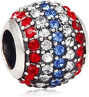 swarovski patriotic jewelry