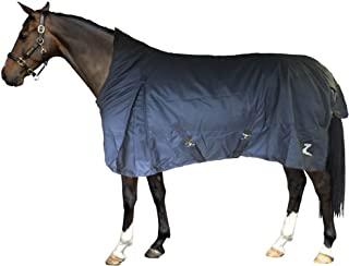 Chicks Saddlery Horze Thunder 1200 Denier High Neck Turnout Sheet