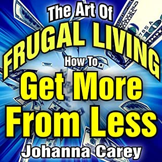 The Art of Frugal Living audiobook cover art
