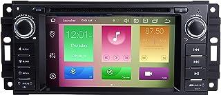 BOOYES Voor Jeep Wrangler JK Dodge Ram Challenger Chrysler Android 10.0 Octa Core 4 GB RAM 64 GB ROM 6,2 inch Auto Radio S...