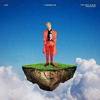 [KIHNO Album] Key Shinee - I Wanna Be (Vol.1 Repackage) 1KIHNO KIT+12Unpublished Photocard+1Photocard+Double Side Extra Photocards Set