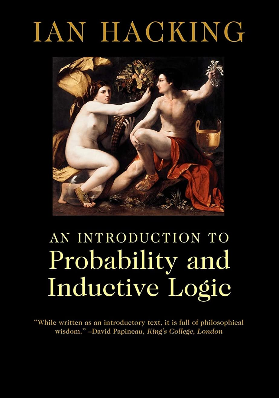 休みがっかりした教義An Introduction to Probability and Inductive Logic