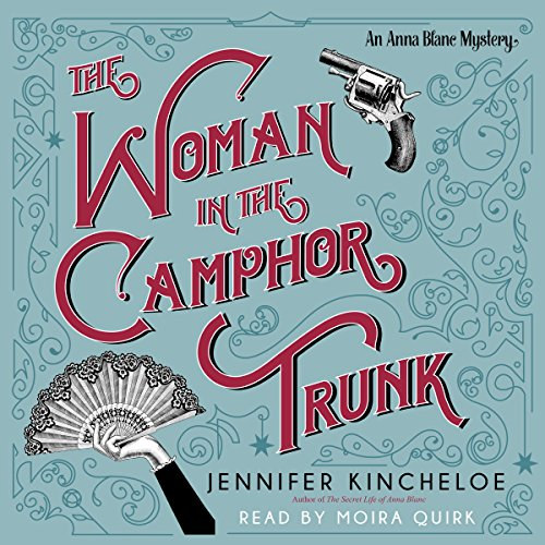 The Woman in the Camphor Trunk cover art
