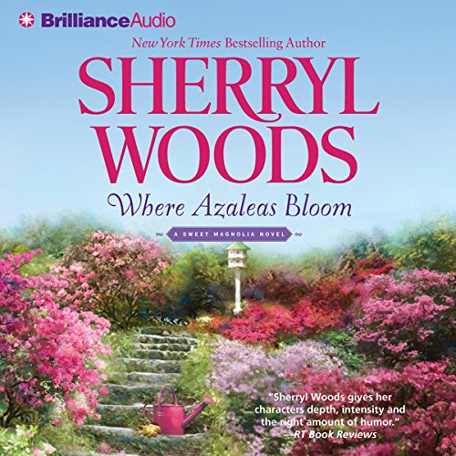 Where Azaleas Bloom audiobook cover art