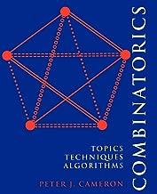 Best combinatorics: topics, techniques, algorithms Reviews