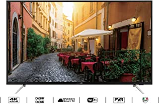 Smart Tv 55 inches 4K with Built In Receiver